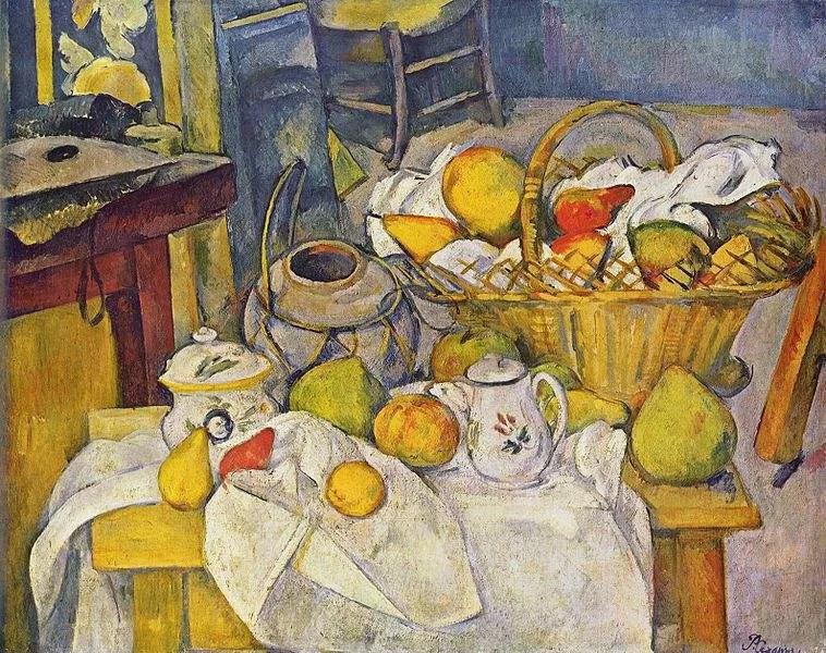 塞尚:我想用一个苹果震惊巴黎,成为现代艺术之父
