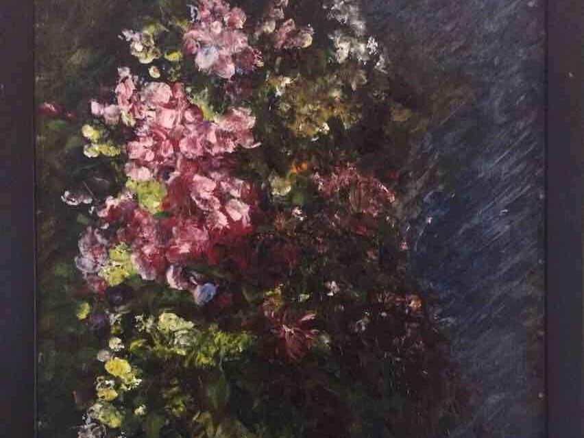 Lizzy Forrester作品赏析---心中的花|YJ严颉