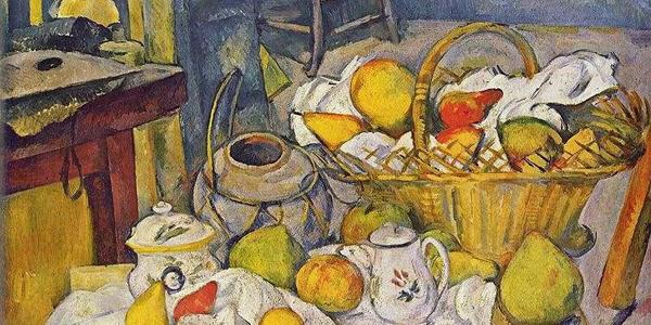 YJ严颉分享好文 塞尚:我想用一个苹果震惊巴黎,成为现代艺术之父